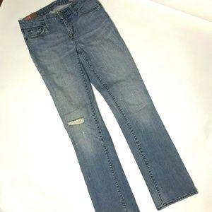 GAP Classic 1969 Stretch Boot Cut Jeans 2L 54023